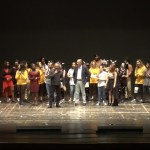 """SENIGALLIA / I ragazzi del Panzini in """"Liberamente insieme"""" strappano applausi alla Fenice"""