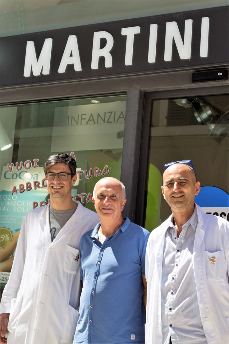 Salvato da un melanoma maligno grazie ad un controllo in farmacia