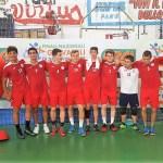 FANO / Grandi sorprese nella prima giornata di qualificazione alla finale U18 maschile di volley
