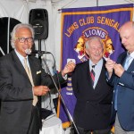 Emanuele Giuliani sostituisce Dario Pescosolido al vertice del Lions Club di Senigallia