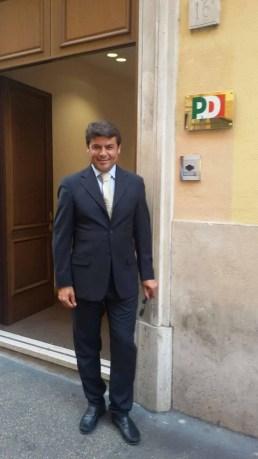 SENIGALLIA / Luca Santarelli è il nuovo capogruppo del Pd in Consiglio comunale