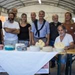 La festa del formaggio marchigiano raddoppia:più di 1000 visitatori a Fiordipiano