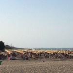 L'Aset spa prolunga di una settimana la pulizia delle spiagge di Fano
