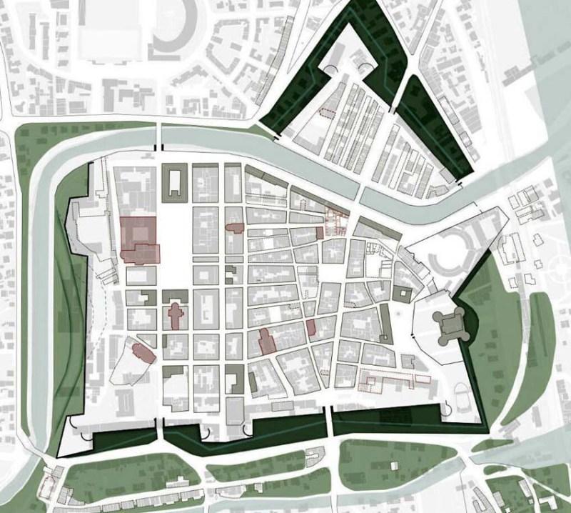 Le mura urbiche di Senigallia, un monumento storico ancora da valorizzare