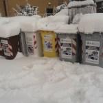 Troppi pericoli lungo le strade, a Senigallia resta sospesa la raccolta differenziata dei rifiuti porta a porta