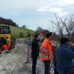 Riapre giovedì a Pergola la strada provinciale 40 Barbanti dopo i lavori fatti dalla Provincia