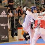 Bugugnoli, Gallo, Giacomini e Morganti dell'Allblacks Taekwondo trionfano al Riccione Open 2018