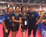 Per la senigalliese Sabrina Moretti sfuma la possibilità di salire sul podio ai campionati mondiali master di tennistavolo