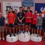 Il Tennistavolo Senigallia Campione Nazionale Csi a squadre
