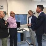 Dopo anni di attesa è finalmente in fase di collaudo la nuova risonanza magnetica dell'ospedale di Senigallia