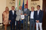 Il Governatore del Distretto Rotary 2090 Gabrio Filonzi in visita al Club di Senigallia