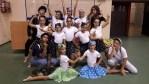 Le ragazze della ginnastica ritmica della Uisp di Senigallia protagoniste a Jesi