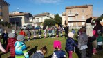 Le scuole dell'infanzia di Chiaravalle animano la festa dell'albero