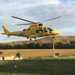 Cinque cicloamatori cadono lungo la strada della Bruciata, uno trasportato con l'eliambulanza all'ospedale di Torrette