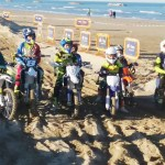 Torna sulla spiaggia di Senigallia il Beach cross, sul lungomare Mameli modificata la viabilità