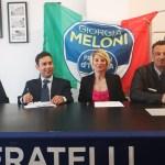 """A Chiaravalle anche Fabiola Ceccarelli """"aderisce con entusiasmo a Fratelli d'Italia"""""""