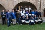 """Saldatori sempre più richiesti dalle imprese, all'istituto """"Della Rovere """" di Urbania 18 studenti qualificati e specializzati"""