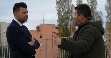 Al via lunedì a Senigallia i lavori per la realizzazione della rotatoria tra via Cellini e via Monteverdi