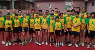 Più di trenta partecipanti al campus internazionale in programma al Centro Olimpico di Senigallia