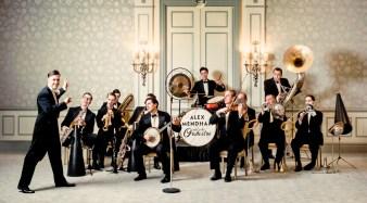 Alex Mendham and his Orchestra UK