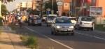 Travolta da un'auto sulla Statale, a Marotta: ricoverata all'ospedale di Fano