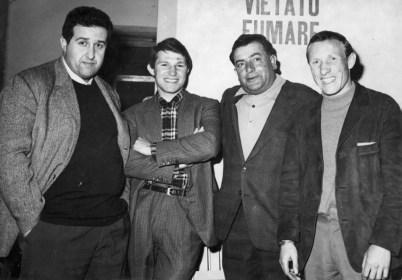 1966 Paolo Buffarini, Mancinelli, Tombolesi e Mencarelli copia