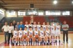 Le ragazze del Basket Senigallia si stanno preparando al meglio per un grande campionato