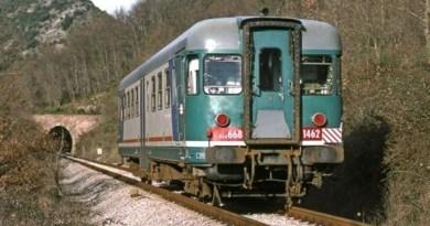 """Fabbri (M5S) accusa: """"I partiti di maggioranza della Regione non vogliono la riapertura della ferrovia Pergola-Fabriano"""""""
