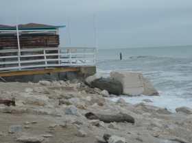 MARINA MONTEMARCIANO danni mareggiate lungomare spiaggia AgM2019-11-19 (10)