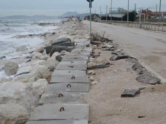 MARINA MONTEMARCIANO danni mareggiate lungomare spiaggia AgM2019-11-19 (4)