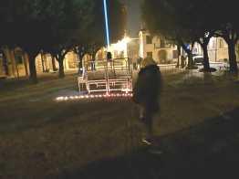 CORINALDO piazza il terreno ricordo vittime lanterna azzurra2019-12-07 (2)