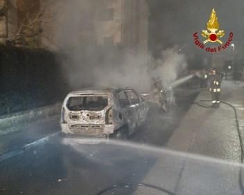 PIANELLO VALLESINA auto fiamme vdf2019-12-21 (2)