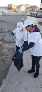 SENIGALLIA Volontari in azione ripuliscono l'area del Porto2020-02-21 (1)