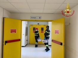 SENIGALLIA vigili del fuoco trasporto tamponi Torrette vdf2020-03-28 (2)
