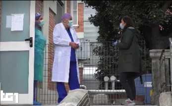 ansuini andrea discepoli monica ospedale senigallia tg1-2020-03-25
