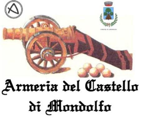 Logo Armedia del Castello di Mondolfo.p65