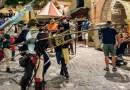 Originale tour estivo per l'Ente Palio San Floriano