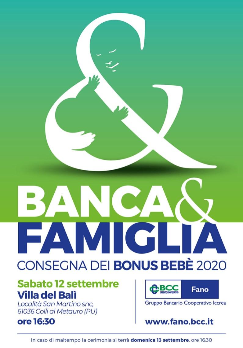BCC - Poster 70x100_BANCA e FAMIGLIA_Bonus Bebè_0920_OK