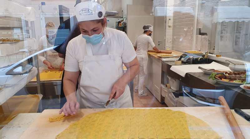 All'Osteria della Peppa piatti storici e grandi sapori della tradizione