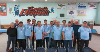 A Moie settimo corso giovanile di bocce nel quarantennale della Bocciofila Ermanno Campanelli