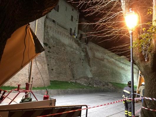 CORINALDO crollo delle mura2021-02-18 (6)