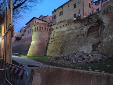 CORINALDO mura altri crolli2021-02-19 (1)