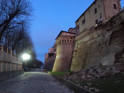 CORINALDO mura altri crolli2021-02-19 (15)