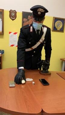FANO carabinieri arresto cocaina2021-03-17