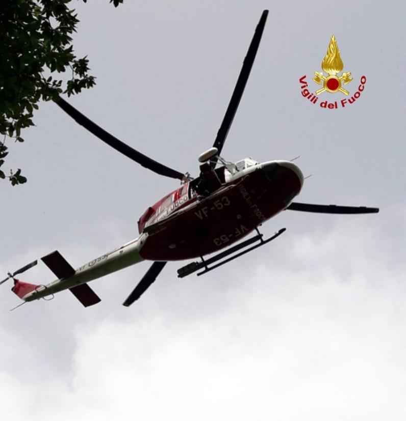 PIOBBICO persona soccorsa Monte Nerone2021-06-20 (3)