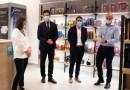 Il presidente della Regione Francesco Acquaroli ha visitato a Marotta il nuovo stabilimento produttivo del Gruppo Sodico