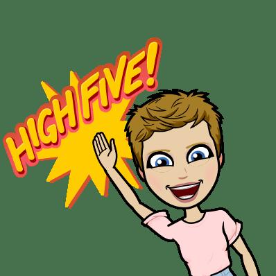 Brain Breaks Part 17: High Fives!