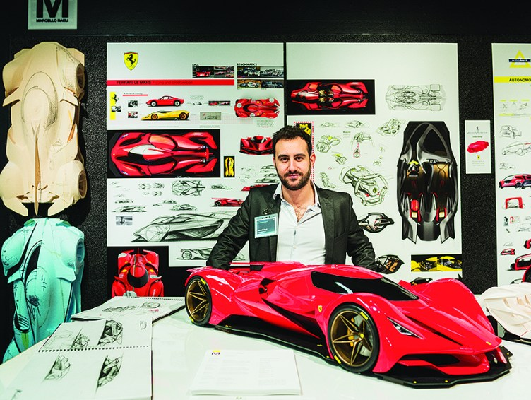 Why ArtCenter's Auto Design Program Is One of the Most ...