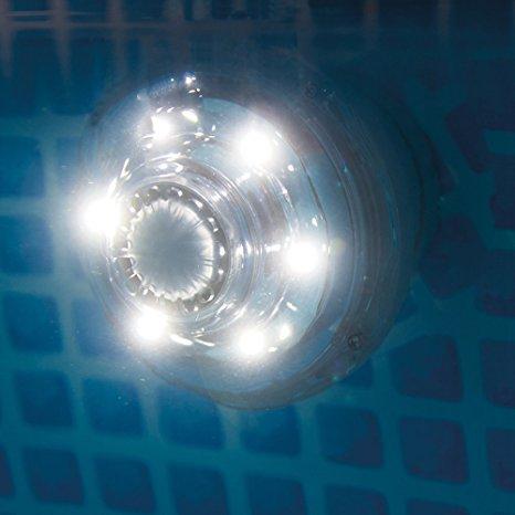 Luce a led con funzione idroelettrica Intex 28691 - attacco da 32 mm