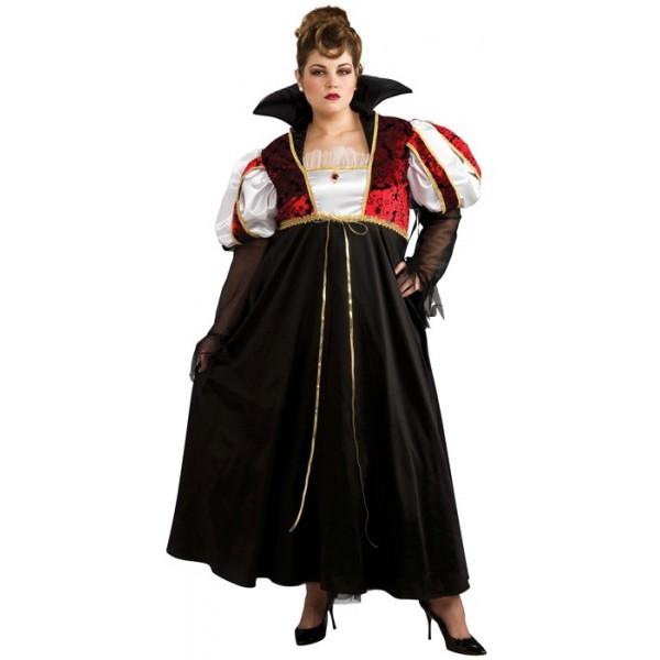 vampire grande taille pour femme